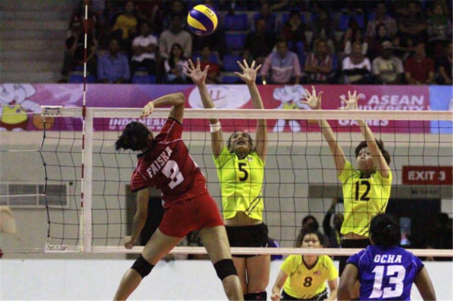 Indonesia Thailand Set Up Final Showdowns In Asean University Games Volleyball Championships