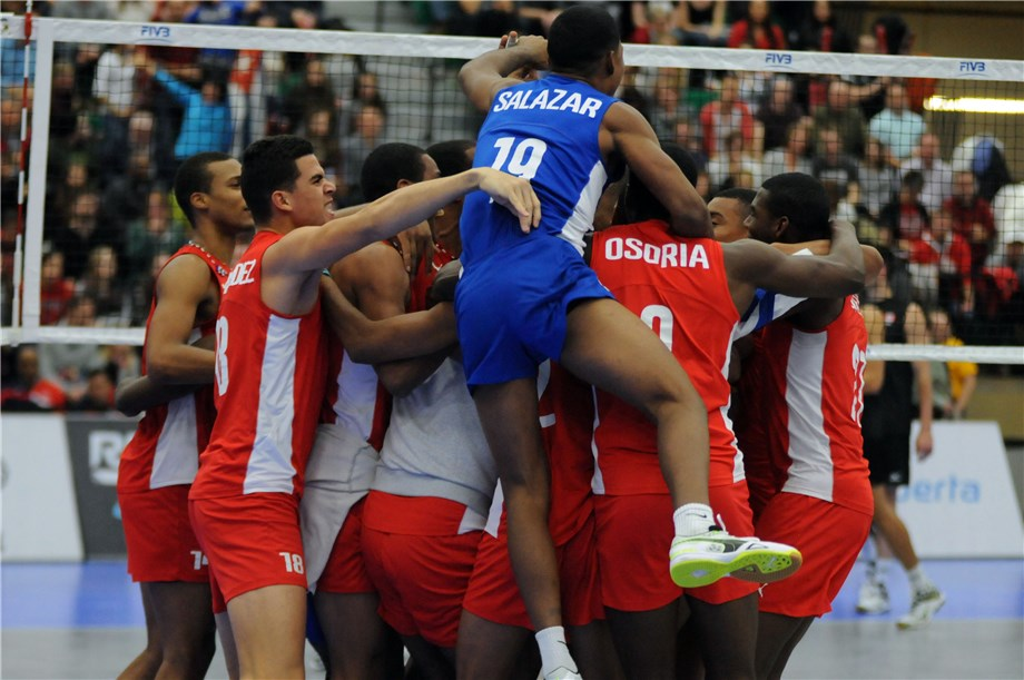News - Cuba grab Rio 2016 ticket