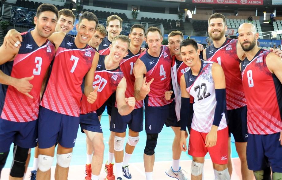 News Detail Speraw Announces Usa Men S Team To Rio 2016