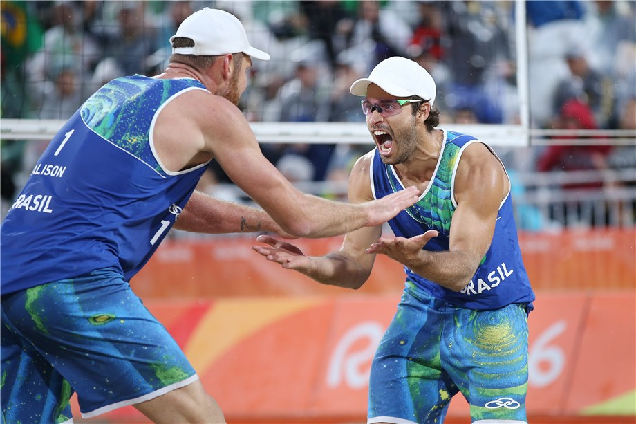 c771d5cf808a Top Rio seeds lead 30 Olympic duos to ASICS World Series of Beach  Volleyball at FIVB Long Beach Grand Slam