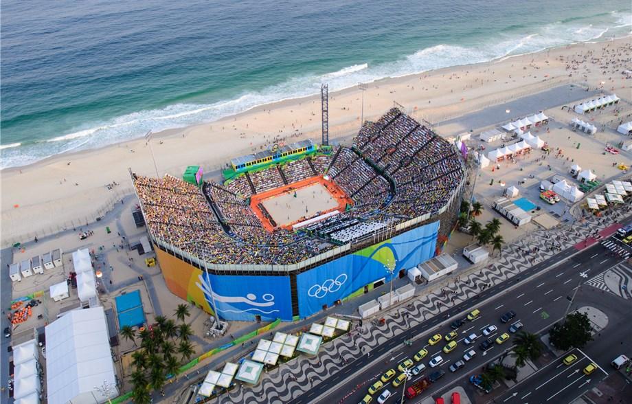 Beach Volley Rio 2021