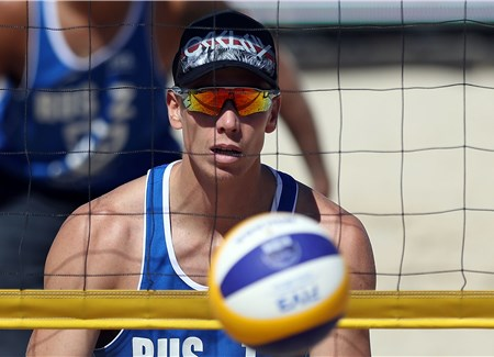 0f3866216c0 Lausanne, Switzerland, May 31, 2017 - The semifinals and finals of the  Moscow FIVB Beach Volleyball World Tour event will be streamed live on the  FIVB's ...