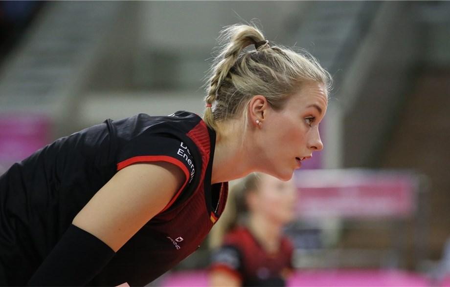 Lippmann Volleyball
