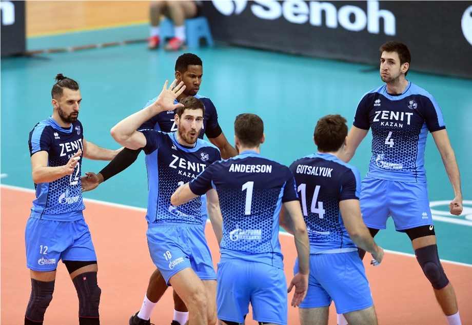 News 2017 Review Zenit Kazan Third Time Lucky At Men S Club World Championship