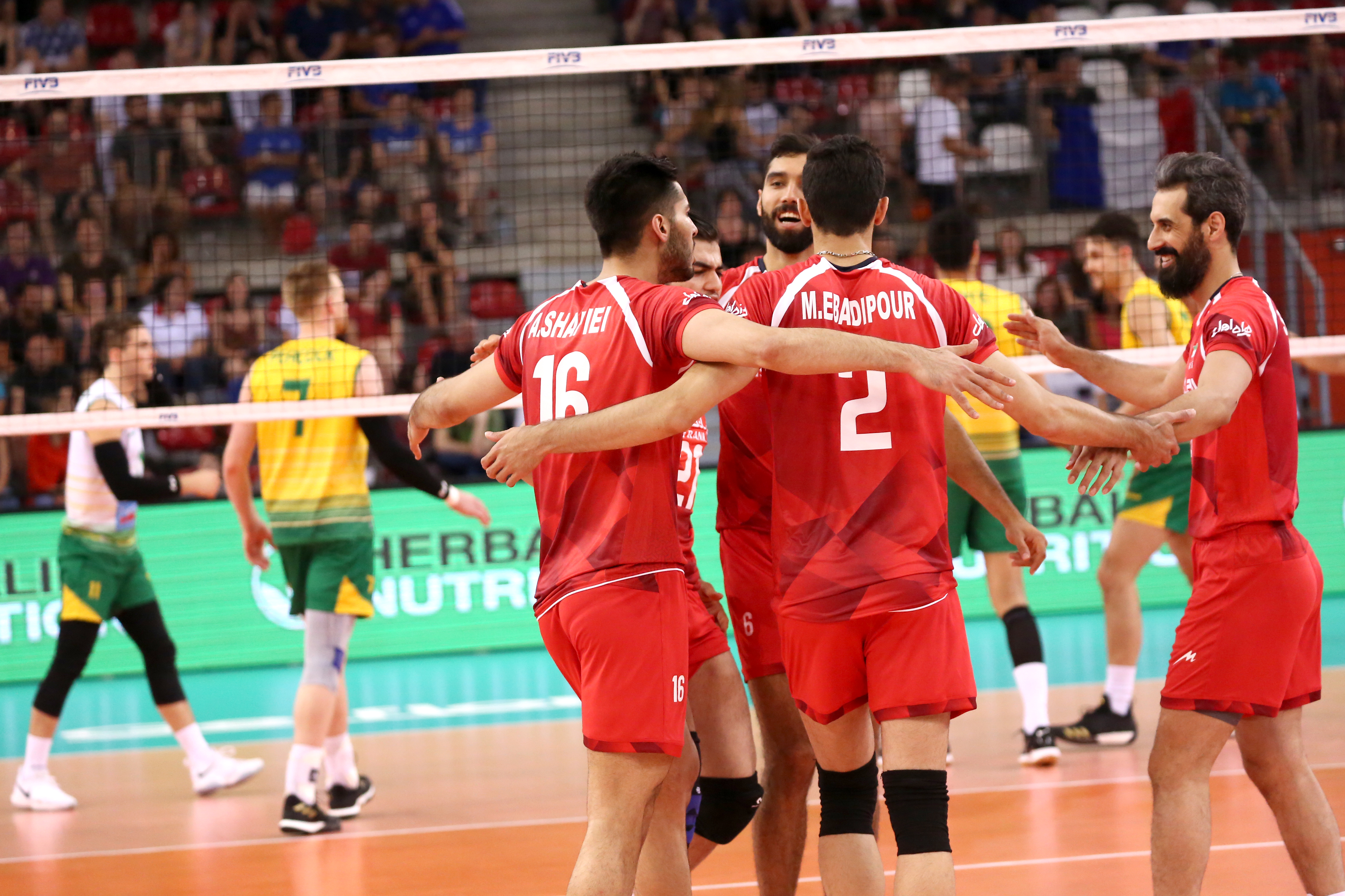 Vnl2020 News Detail Williams Not Enough For Volleyroos Against Iran Volleyball Nations League 2021