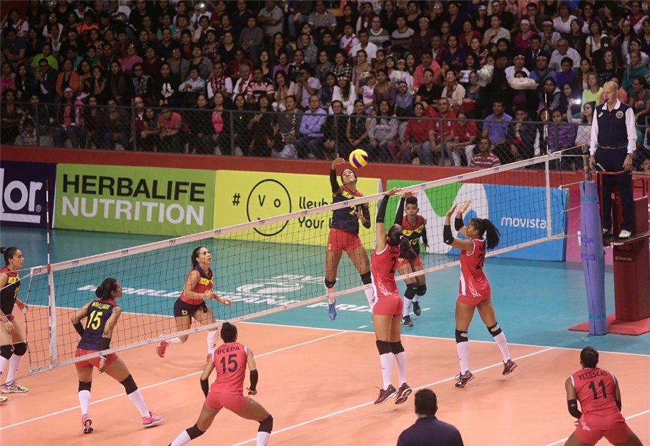 News Volleyball Challenger Cup Battle Begins In Peru For One Ticket To 2019 Women S Vnl
