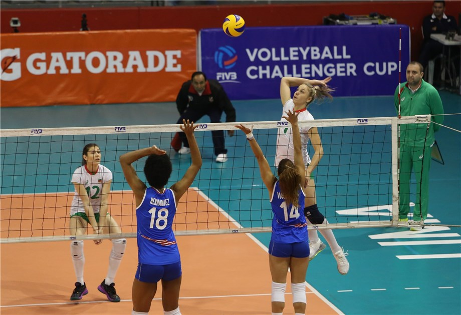 News - Four left for one ticket to 2019 Women's VNL
