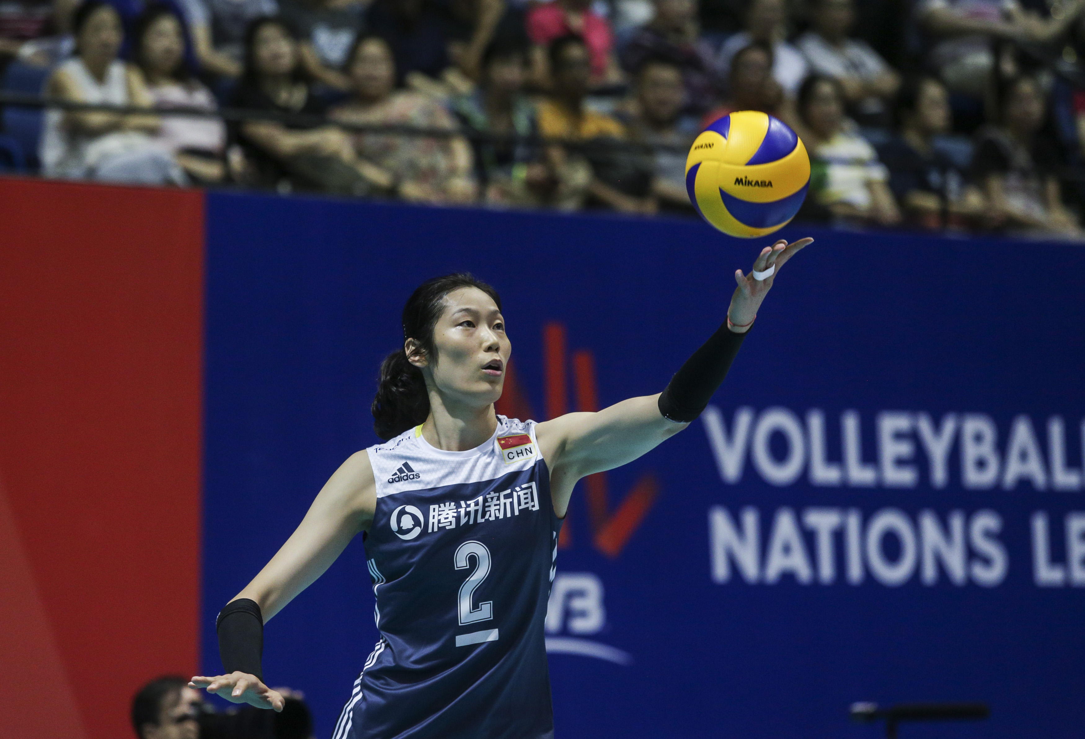 Vnl2020 News Detail World S Best Meet In Nanjing Ahead Of Volleyball Nations League Finals Volleyball Nations League 2021