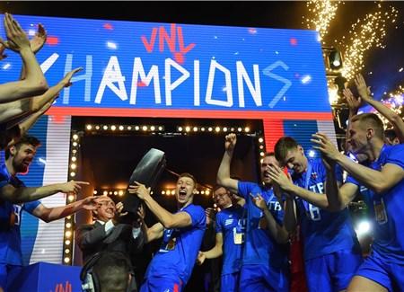 FIVB Men's Volleyball Nations League Finals News - FIVB