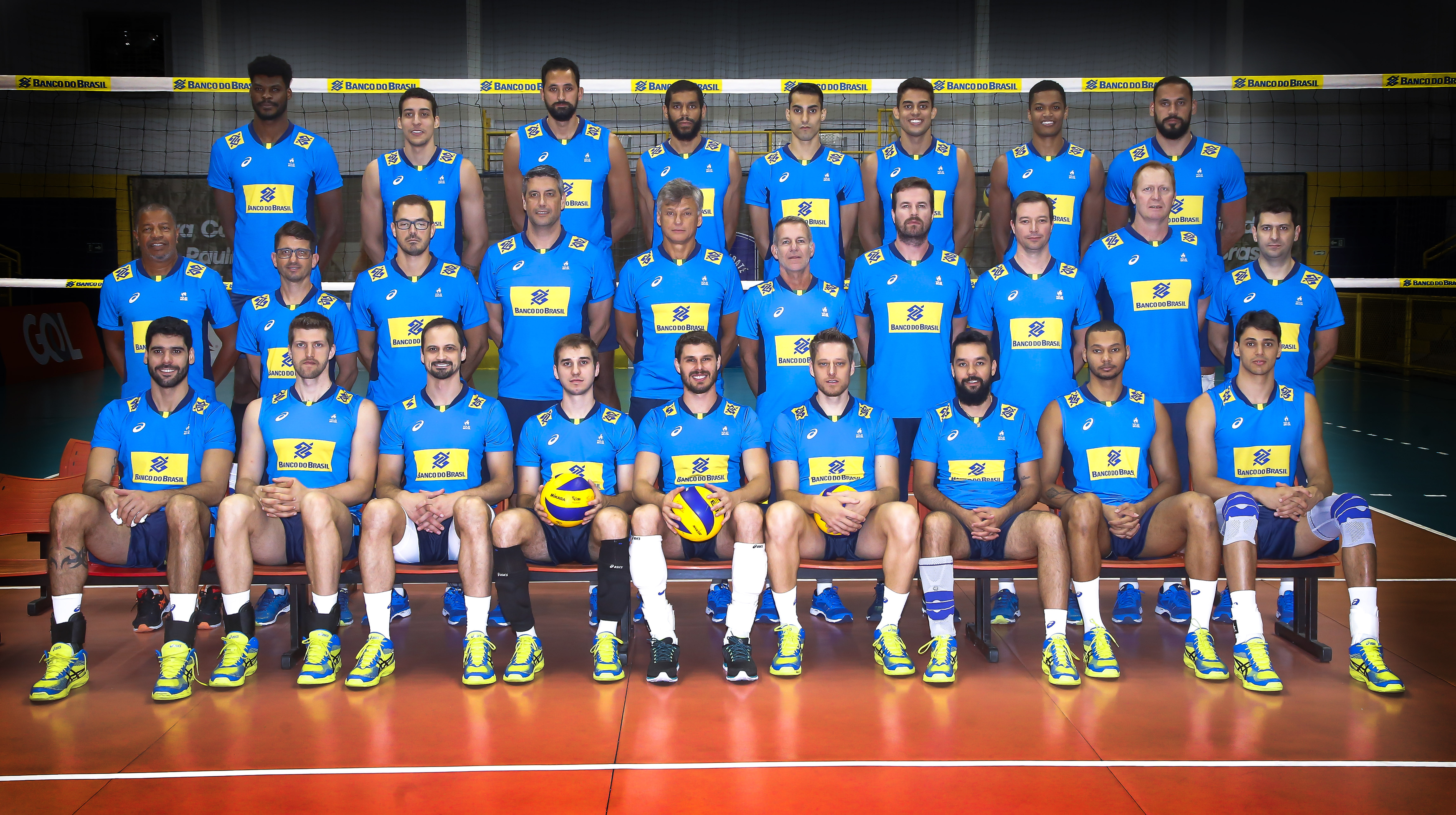 Overview Brazil Fivb Volleyball Men S World Championship Italy And Bulgaria 2018