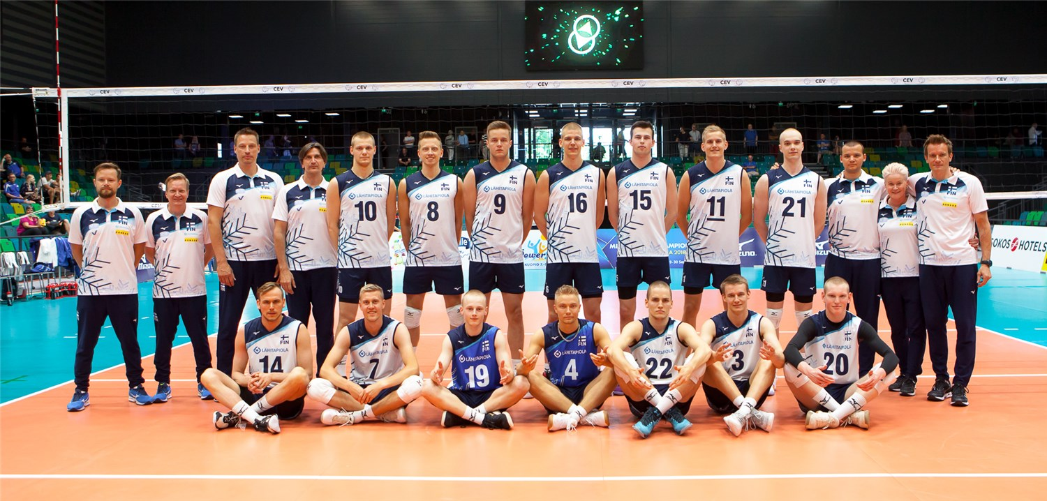 Overview - Finland - FIVB Volleyball Men s World Championship Italy ... d980953297