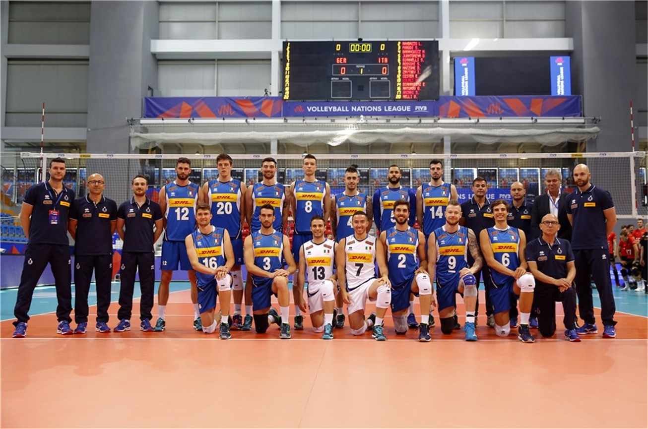 FIVB Volleyball Men's World Championship Italy