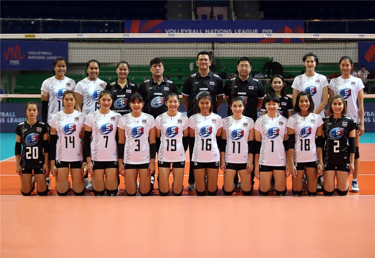 Overview Thailand Fivb Volleyball Women S World Championship Japan 2018