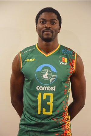Cyrille Pierre Ongolo Mayam