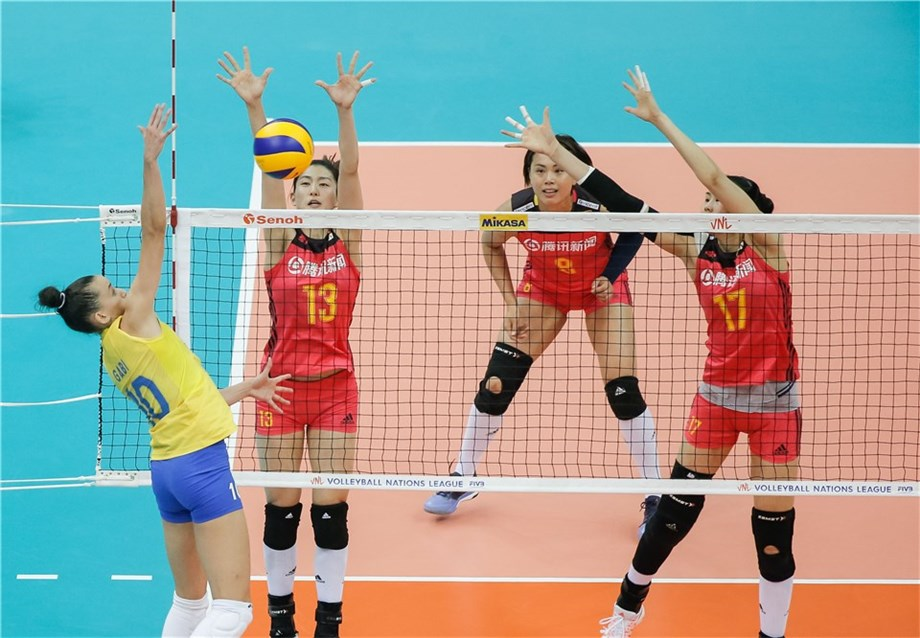 News Accreditation Process Open For Volleyball Nations League
