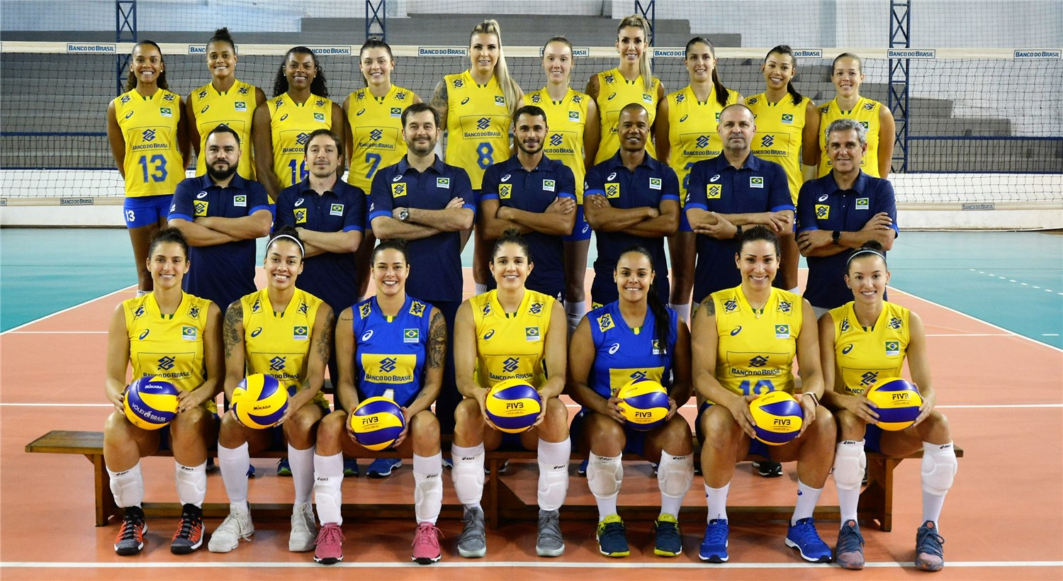 Overview Brazil Fivb Volleyball Women S World Championship Japan 2018