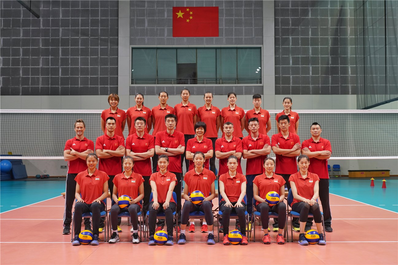b920ba1dd8b982 Reigning Olympic champions and two-time world champions China are making  their 14th appearance at the FIVB World Championship.