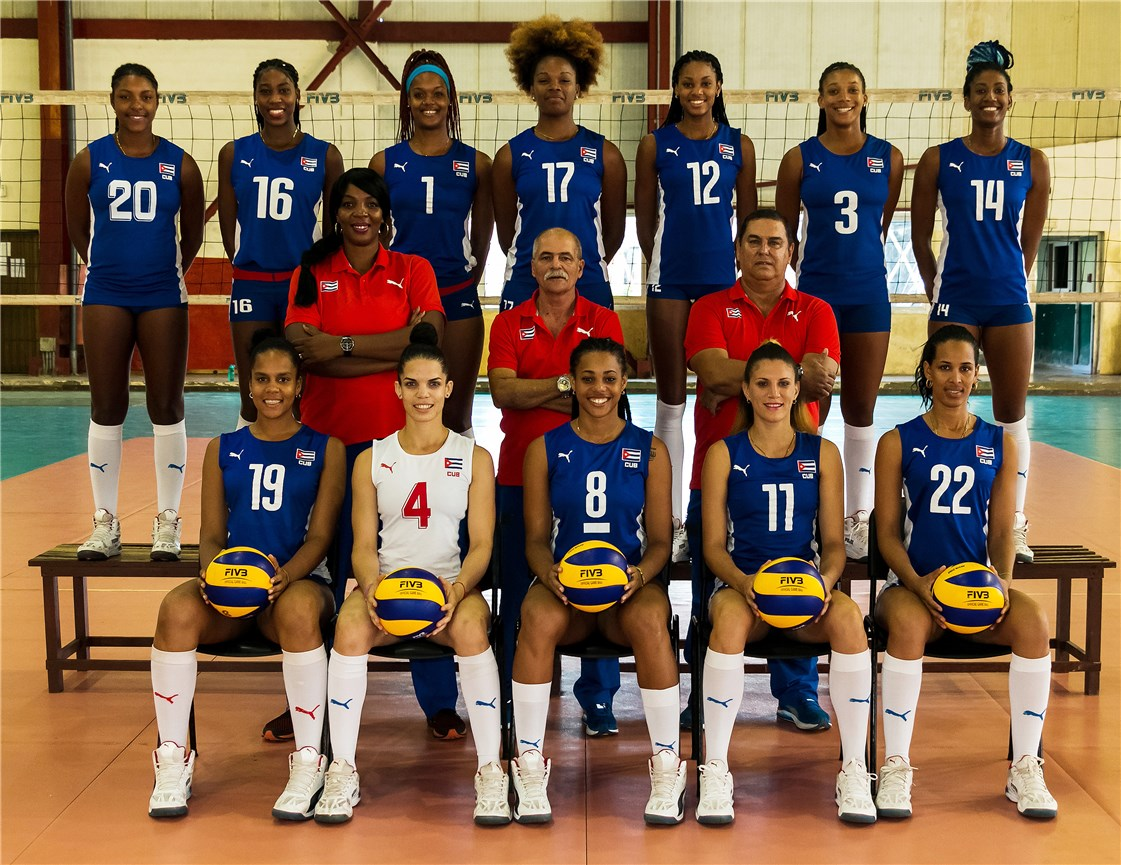 Overview Cuba Fivb Volleyball Women S World Championship Japan 2018