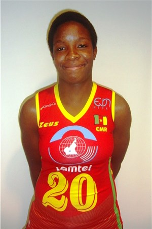 Ruth Manuela Marie Bibinbe