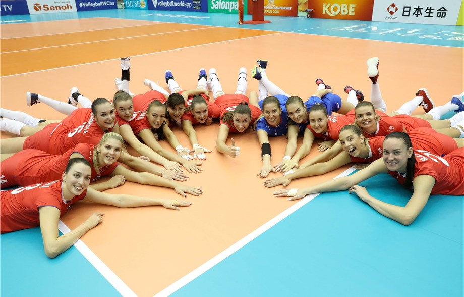 News - Russia and USA clash to stay undefeated - FIVB