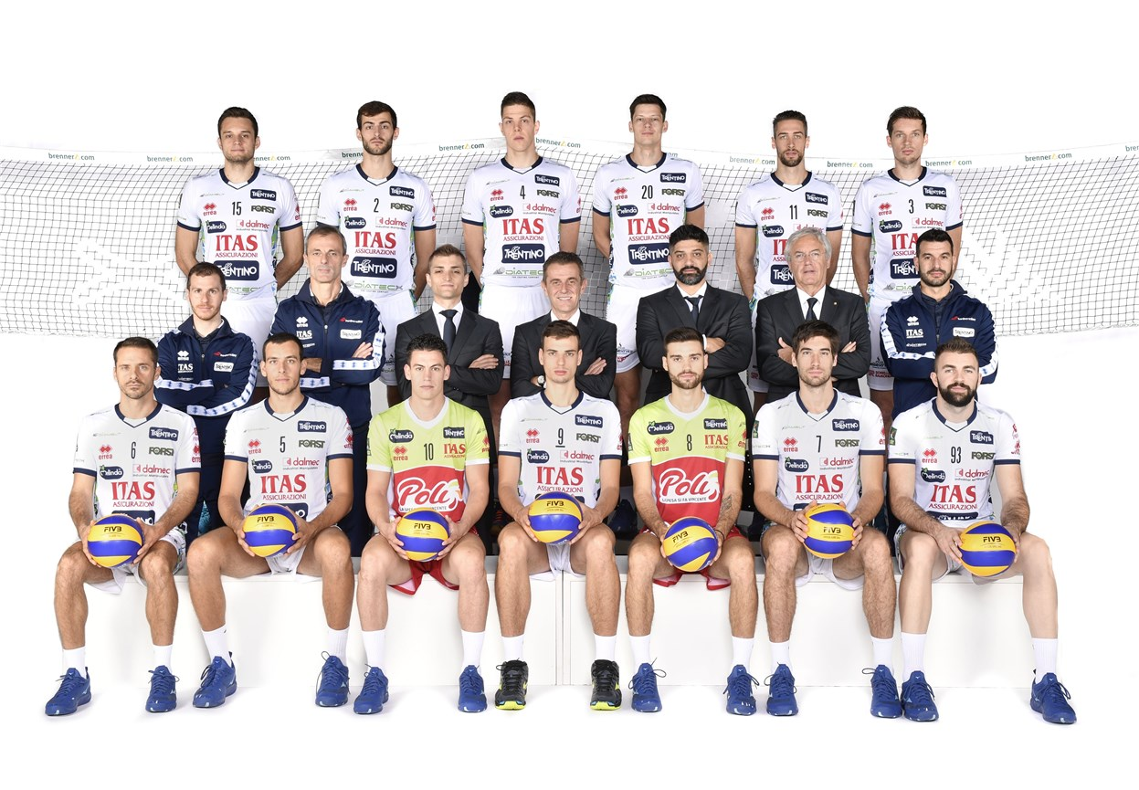 Trentino Volley (ITA)