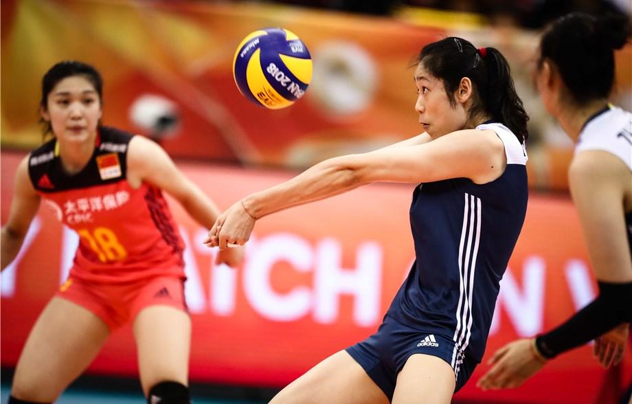 News - Semifinals set at Women's World Championship - FIVB ...