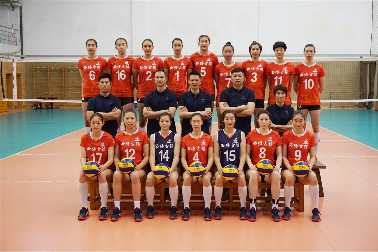 Zhejiang Women's Volleyball Club (CHN)