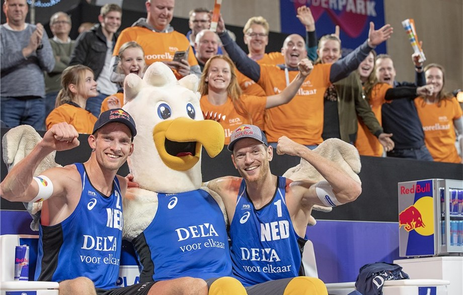 News - Watch The Hague 4-Star action live on FIVB YouTube