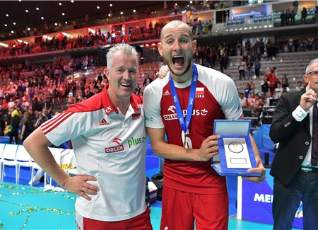 News - FIVB Volleyball Men's World Championship Italy and