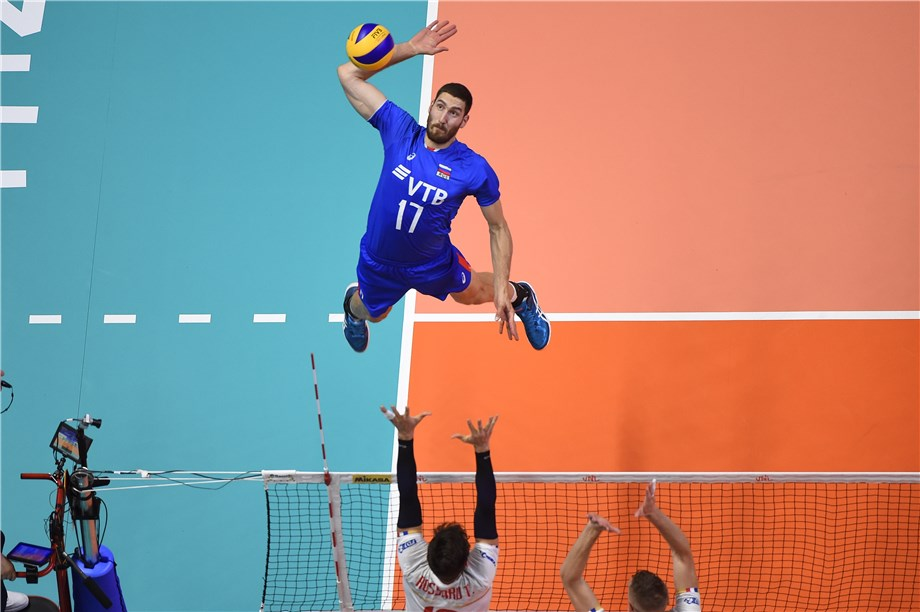 News - Men's VNL Dream Team 2018: Where are they now?