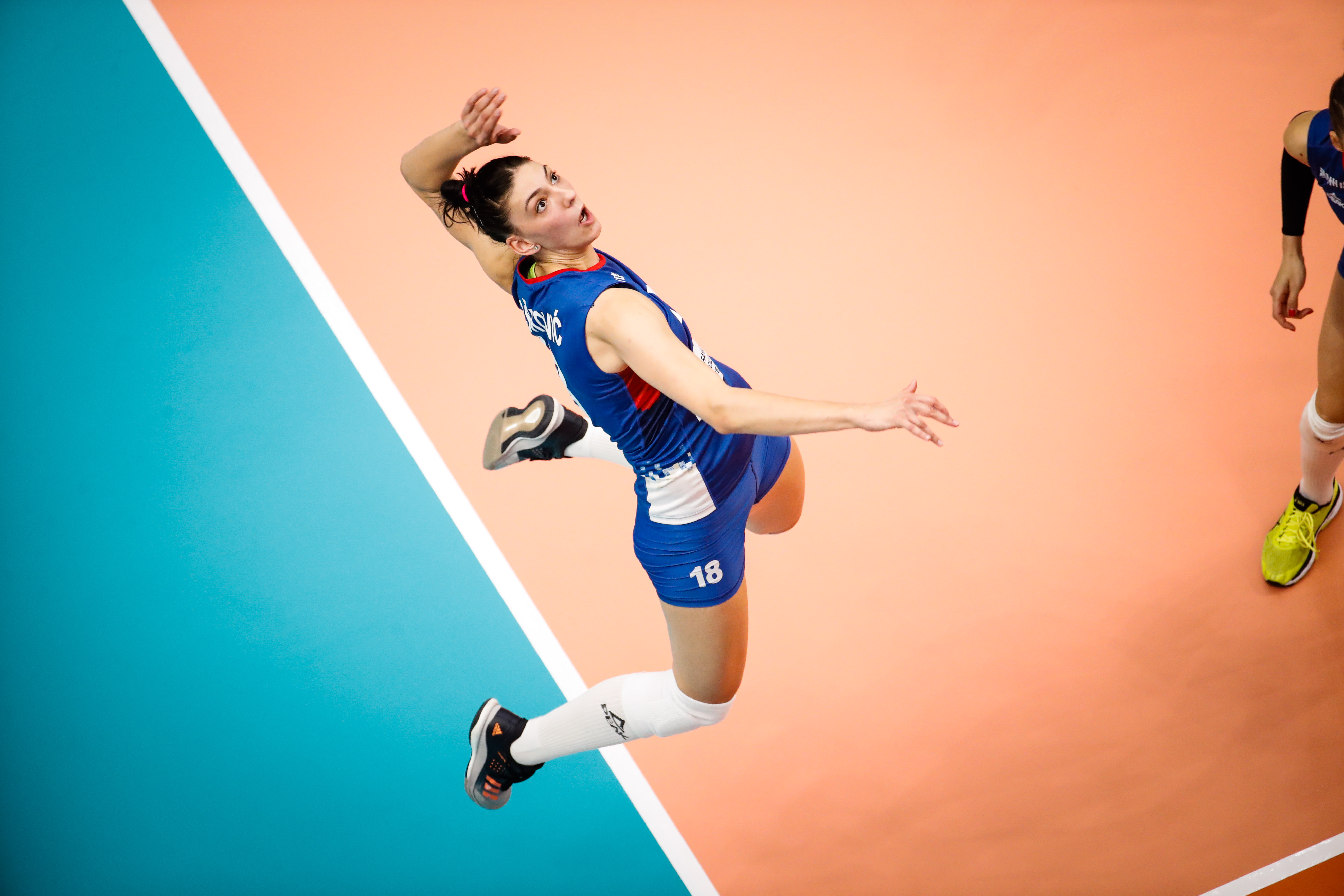 Fivb World League 2017 News Detail Finals 1 2018 World Championship Dream Team On Path To 2019 Vnl Fivb Volleyball Nations League 2019
