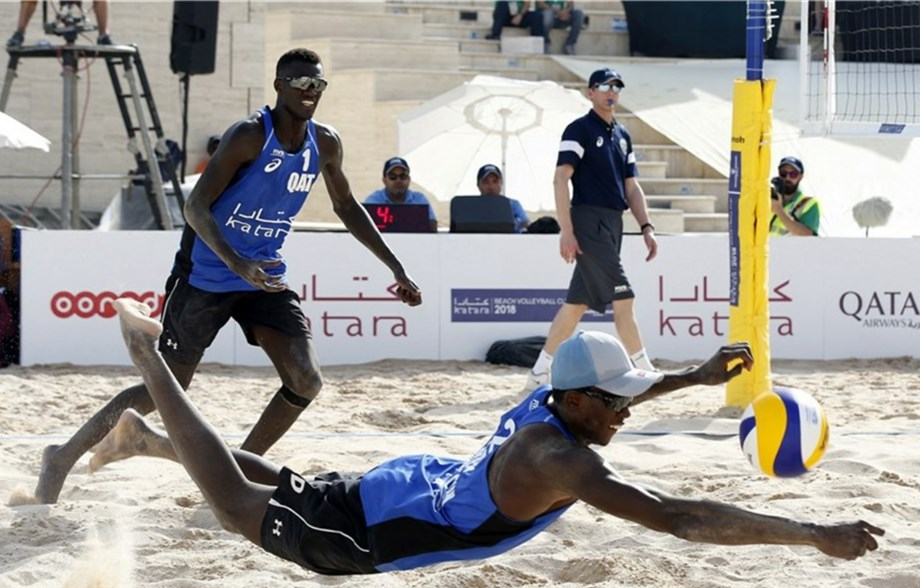 News - Cherif and Ahmed aiming for more Doha success - Warsaw