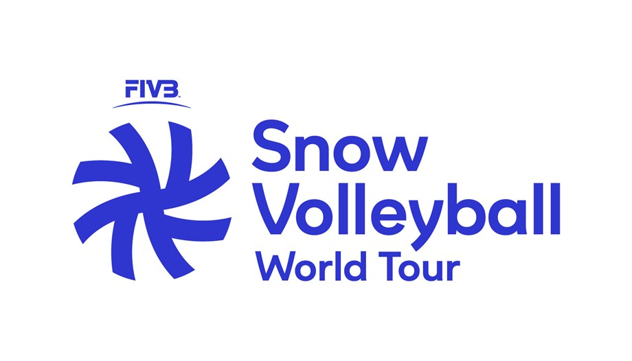 News Fivb Unveil Snow Volleyball Logo Ahead Of Inaugural World