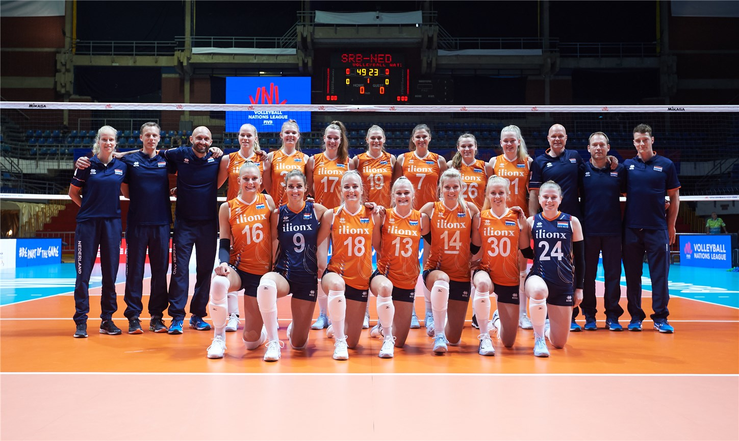5105a8ec62bb Overview - FIVB Volleyball Nations League 2019