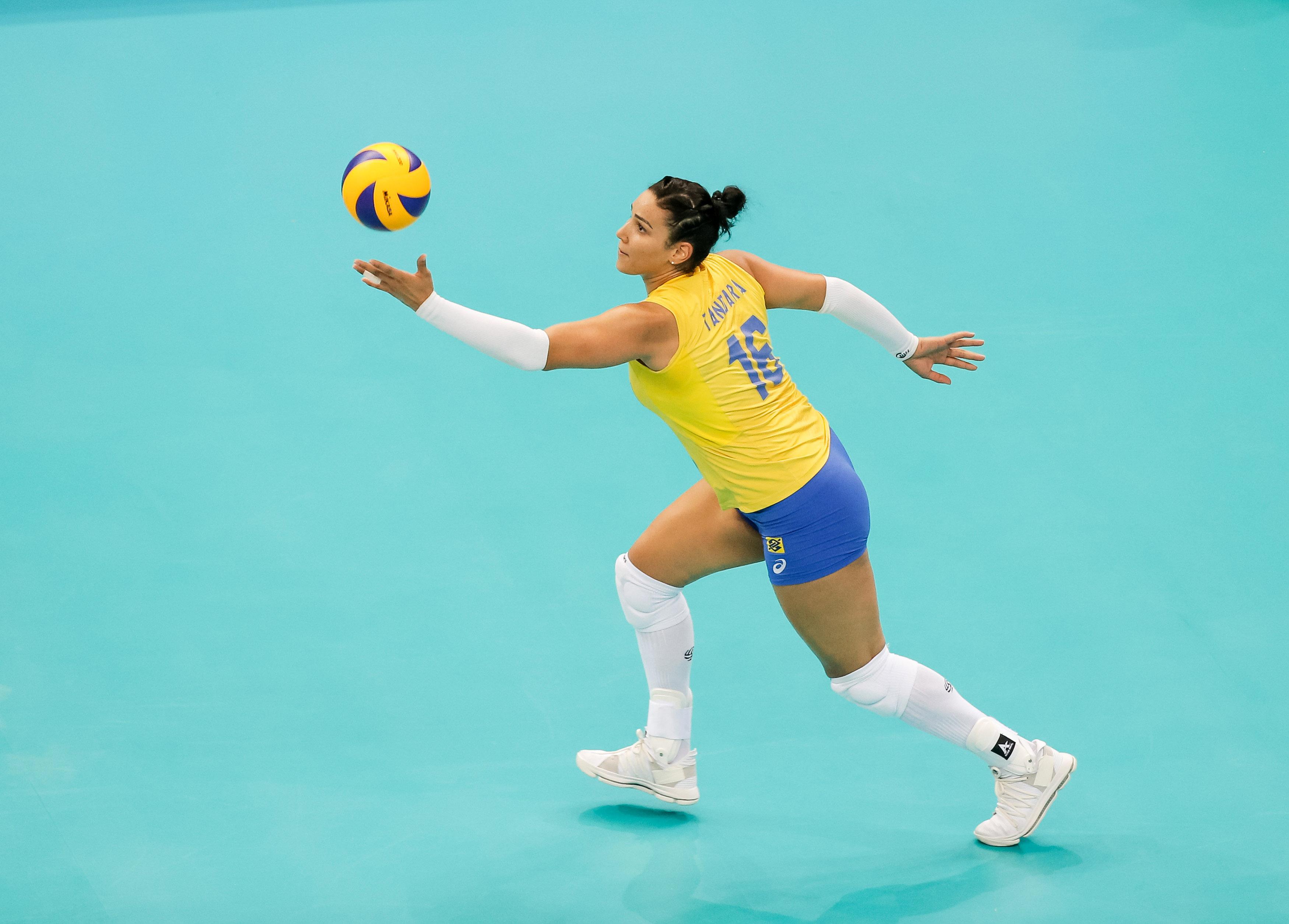 Vnl2020 News Detail Brazil Call Up Women S Team For 2019 Volleyball Nations League 2021