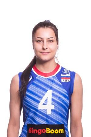 Daria Chikrizova