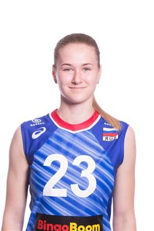 Olga Zubareva