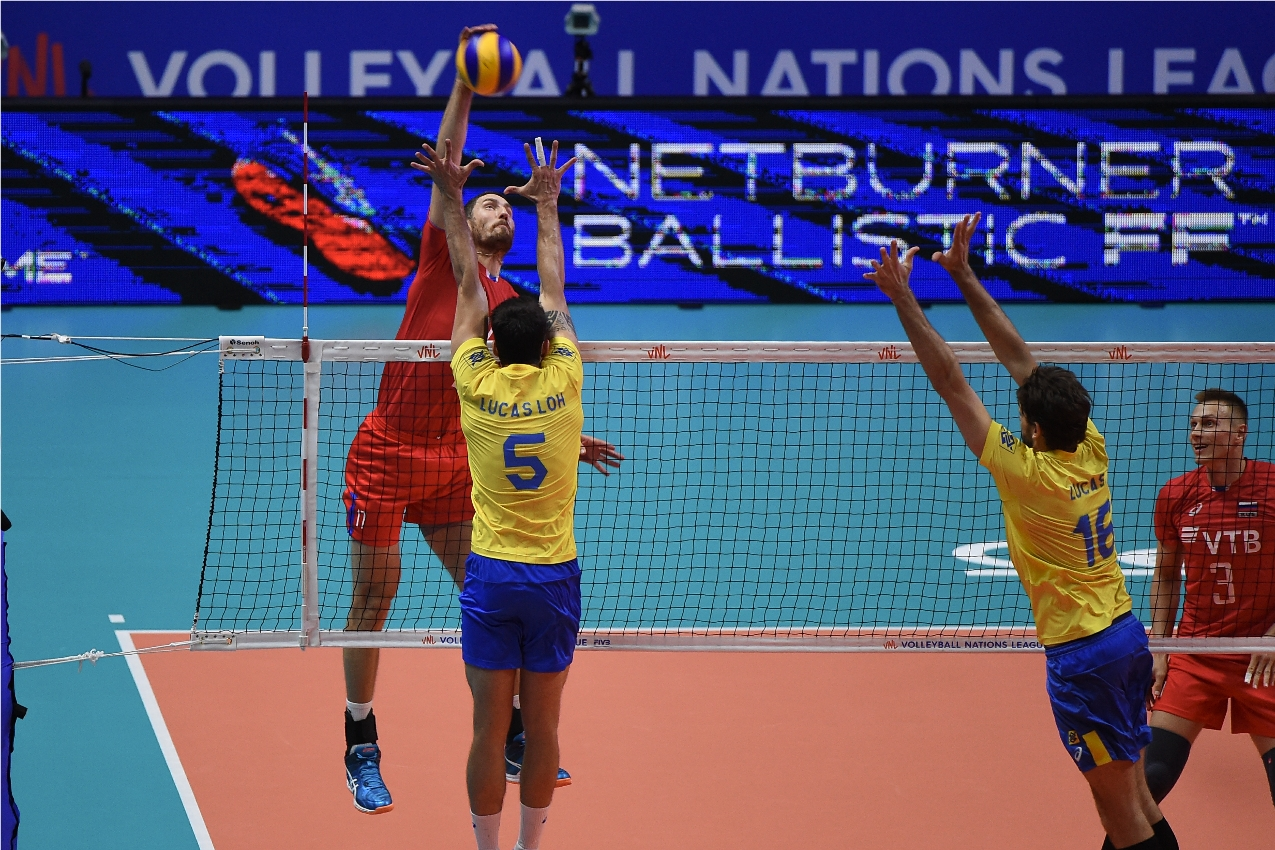 Vnl2020 News Detail Men S Vnl Who Are Your Breakout Teams In 2019 Volleyball Nations League 2021