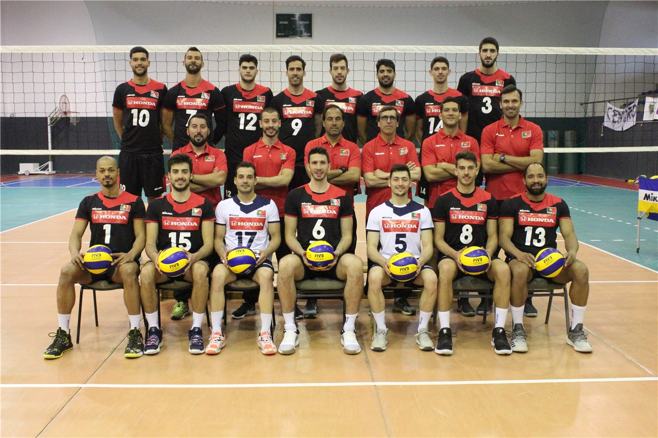 FIVB Volleyball Nations League 2018 - Men's teams Overview