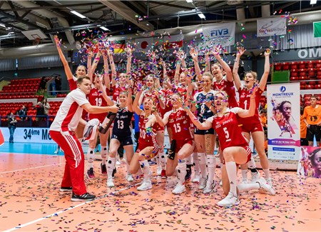 286a6d08565 Poland wins the Montreux Volley Masters 2019