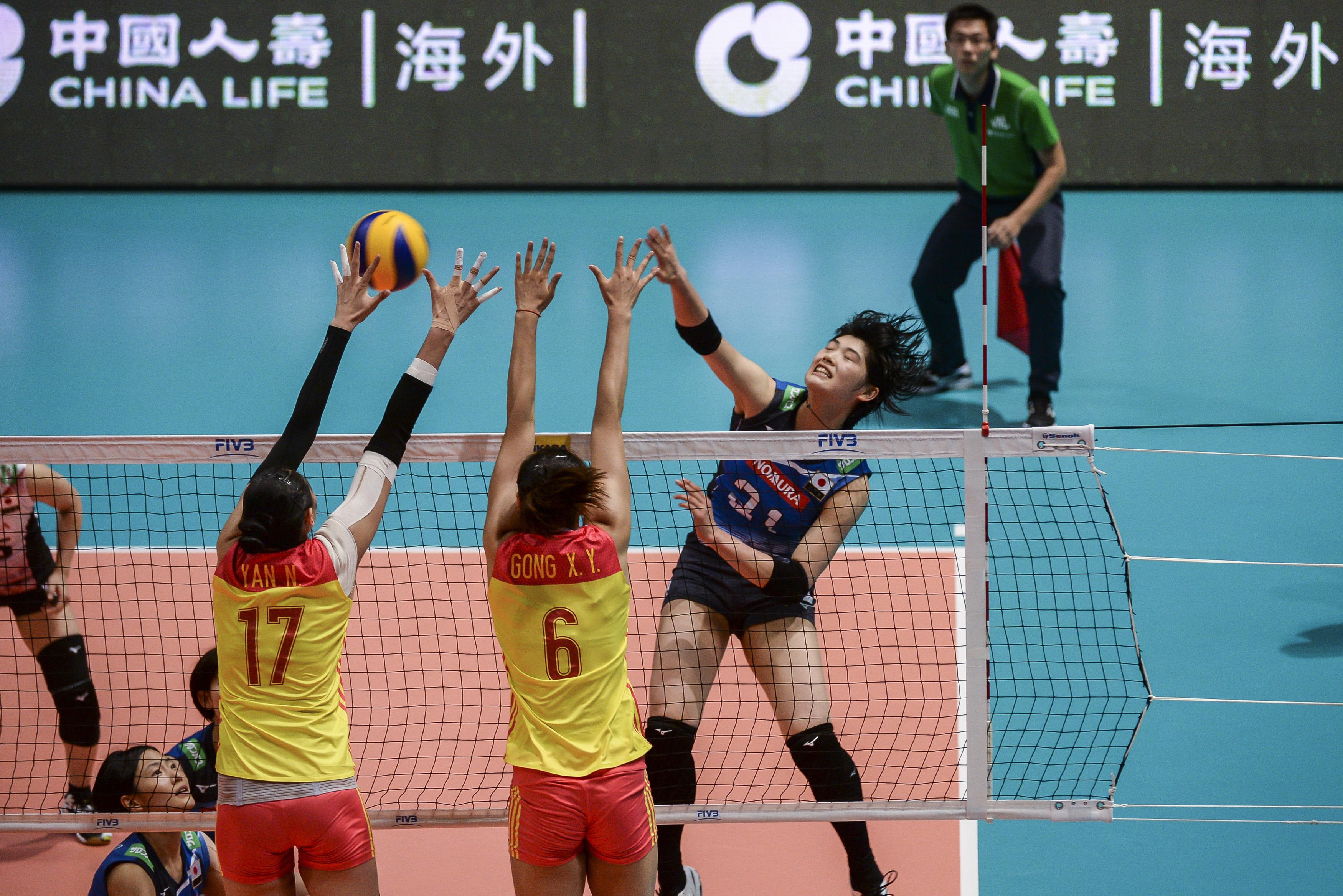 Vnl2020 News Detail Watch Ai Kurogo S Thunder Spikes Volleyball Nations League 2020