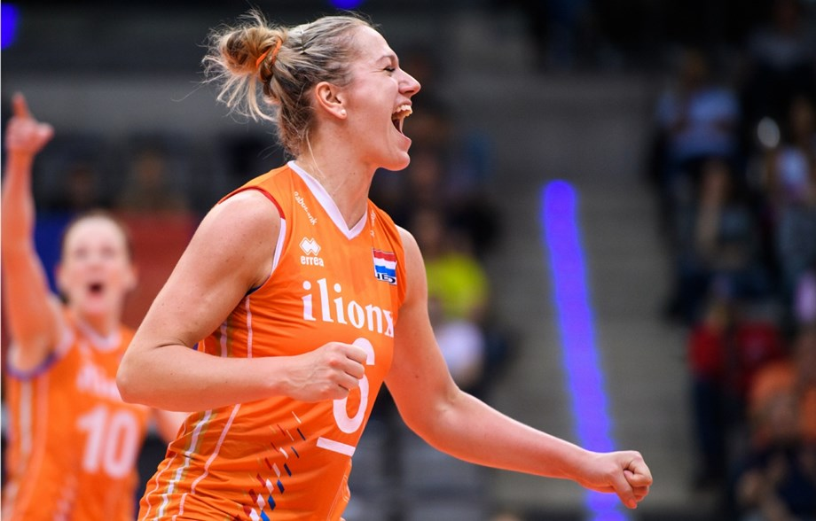 VNL2019 - News detail - Watch 2019 VNL on Volleyball TV - FIVB