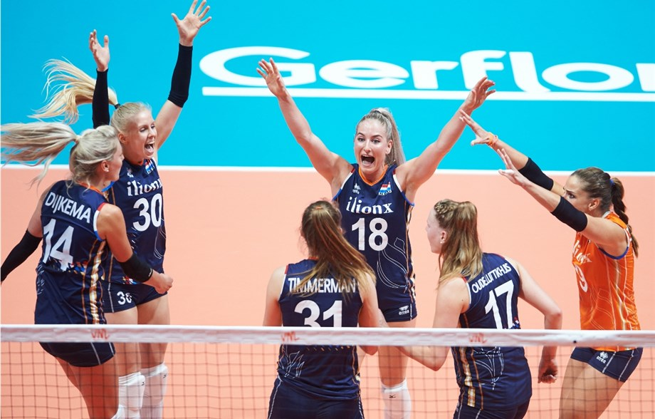 FIVB World League 2017 News detail Finals 1 - 2019 Women's VNL - May