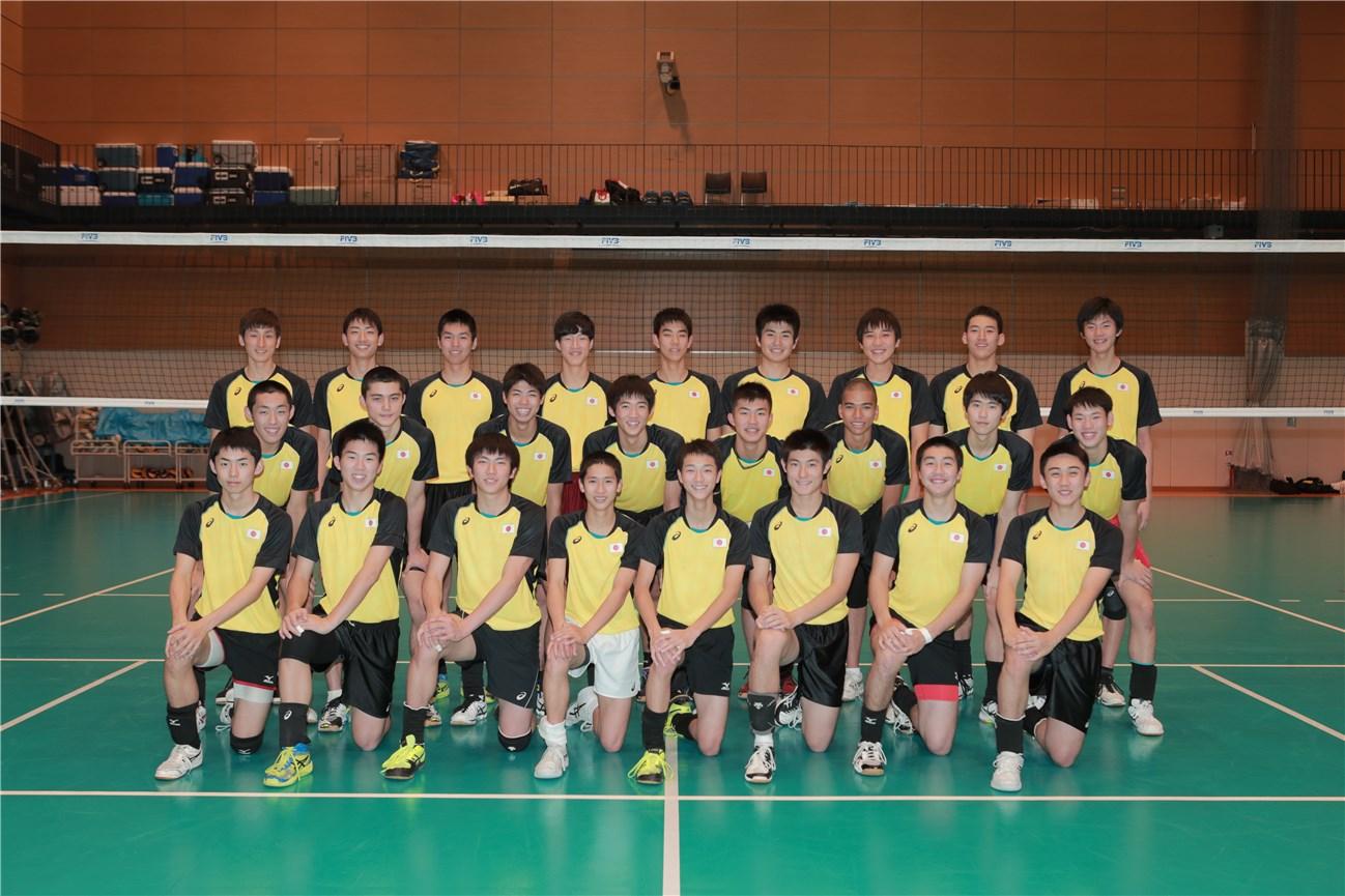 Overview Japan Fivb Volleyball Boys U19 World Championship 2019
