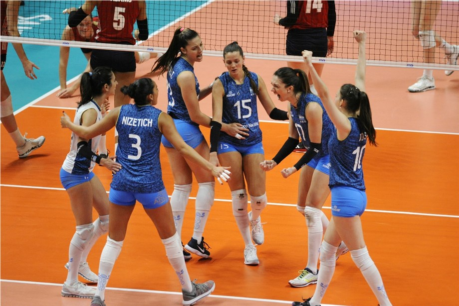 News Women S Volleyball Challenger Cup Returns To Lima