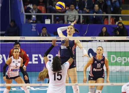 FIVB Volleyball Challenger Cup 2019 - News