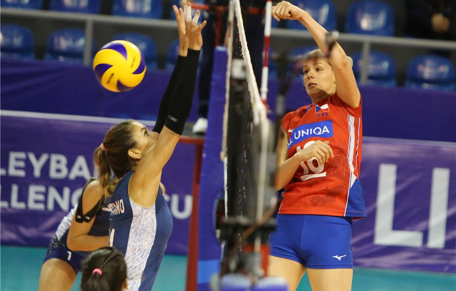 News - Czech Republic and Canada to clash for 2020 Women's VNL ticket