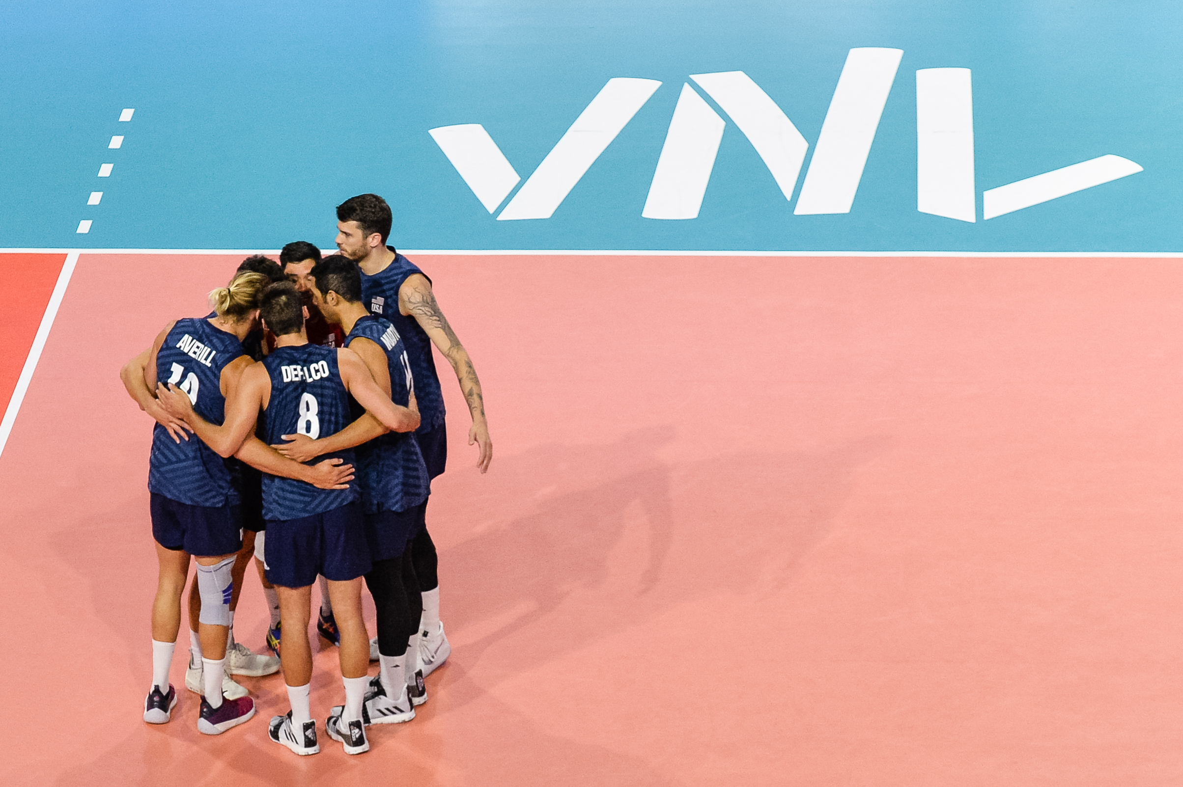 Vnl2020 News Detail Men S Vnl Who Are Your Breakout Teams Part 2 Volleyball Nations League 2021