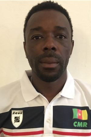 Junior Charles Engohe