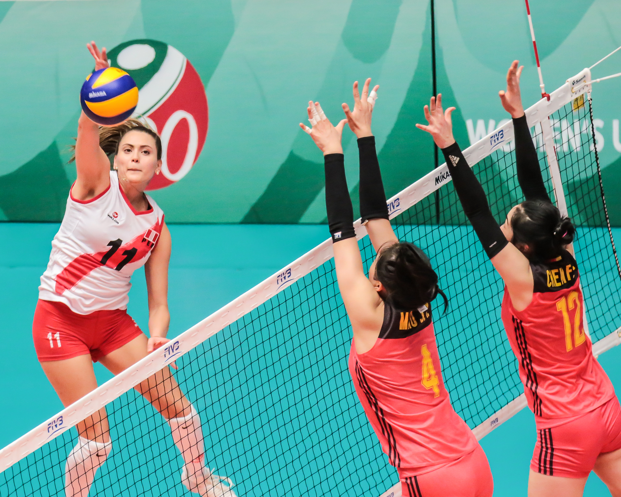 News Detail Peru Eye Second Round In Aguascalientes Fivb Volleyball Women S U20 World Championship 2019